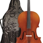 Howard Core CORE-A3044 Core Academy 30 4/4 Cello Outfit - New