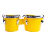 Peace ABS Bongos, Yellow