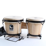 2100N Toca Synergy Wood Bongos, Natural