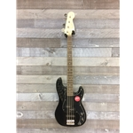 0370500506 Squier Affinity PJ Bass - Black
