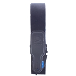 "BSC-20-BLK Boss 2"" Black Cotton guitar strap"