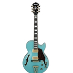 Ibanez AG75GMTB Artcore Hollowbody Electric - Mint Blue