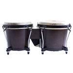 2100TOB Toca Synergy Wood Bongos, Sunburst