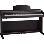 Roland RP-501R-CBC Classic Black Digital Piano w/Bench
