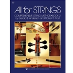 All For Strings Violin Book 2