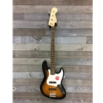 0370760532 Squier Affinity Jazz Bass - BSB