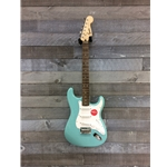 Squier Bullet Stratocaster® HT, Laurel Fingerboard, Tropical Turquoise