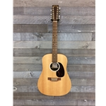 Martin DX-2E 12 String Acoustic Guitar