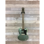 Epiphone SG Special P-90 Electric - Faded Pelham Blue