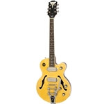 Epiphone Wildkat Archtop w/Bigsby - Antique Natural