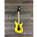 Fender HM Strat - LTD - Frozen Yellow