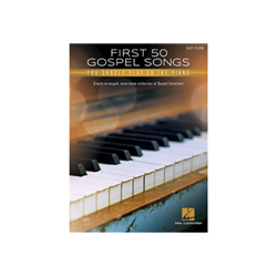 First 50 Gospel Songs You Should Play on Piano EZP