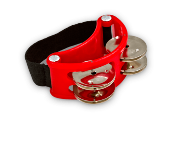 Latin Percussion LP188 Foot Tambourine