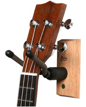 String Swing CC04UK Ukulele/Mandolin Hanger