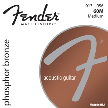 Fender 60M Acoustic Guitar