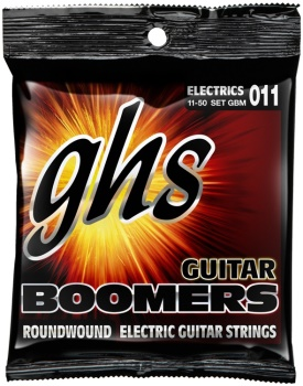 GHS 011 Guitar Boomers Roundwound