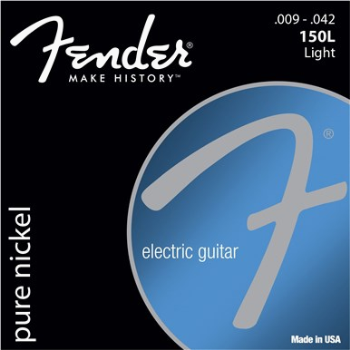 Fender 150L Pure Nickel Light Gauge