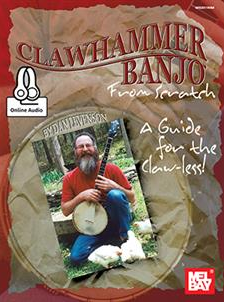 Clawhammer Banjo from Scratch: A Guide for the Clawless