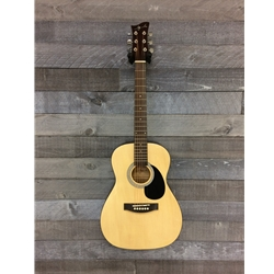 JJ43-N Jay Turser Jay Jr 3/4 Acoustic Guitar - Nat