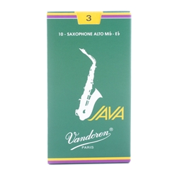 JAS3 Vandoren Java #3 Alto Sax - Single Reed