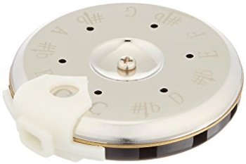 Becker Chromatic Pitch Pipe - C-C