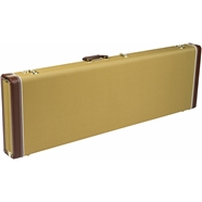 0996175300 Fender Pro Series P/J Bass Case Tweed