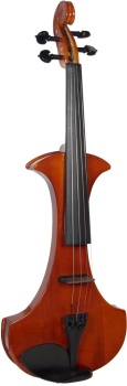 Cremona SV-180E Electric Violin Outfit - Sunburst