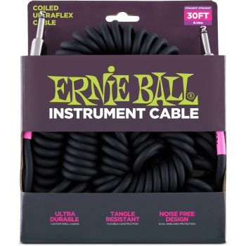 Ernie Ball PO6044 30' Coil Cable