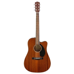 0961705021 Fender CD-60SCE All Mahogany