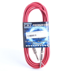 GA1-20-RED CBI GA1-20' Instrument Cable - Red