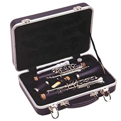Guardian Cases CW-041-CL Guardian Clarinet ABS Case