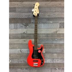 0370500570 Squier Affinity PJ Bass - Red