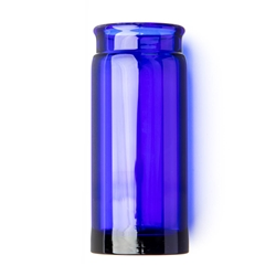 278-BLUE Dunlop Blues Bottle Slide - Blue