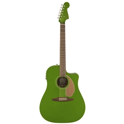 Fender Redondo Player A/E Guitar - Electric Jade