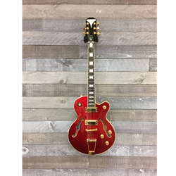 Epiphone Uptown KAT ES Archtop - Ruby Red